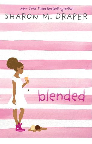 Blended by Sharon M. Draper book cover
