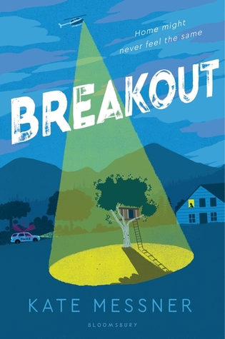 Breakout by Kate Messner book cover