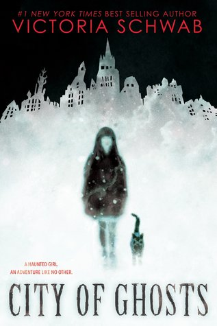 City of Ghosts (Cassidy Blake #1) by Victoria Schwab book cover
