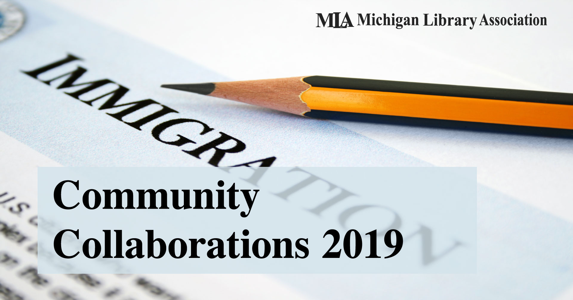 Community Collaborations 2019 Event image