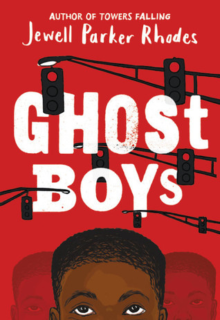 Ghost Boys by Jewell Parker Rhodes book cover
