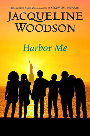 Harbor Me by Jacqueline Woodson book cover