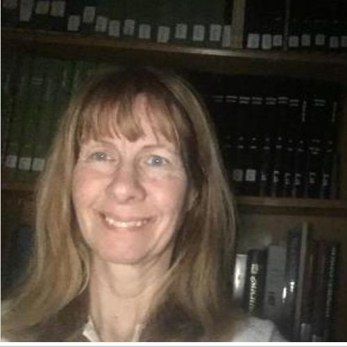 Jill Spreitzer headshot