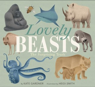 Lovely Beasts Cover