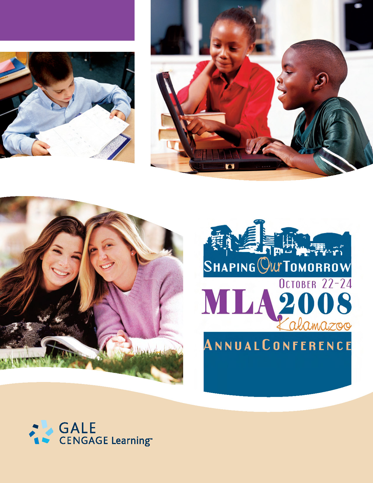 MLA 2008 Program Book Cover image - linked to program book pdf