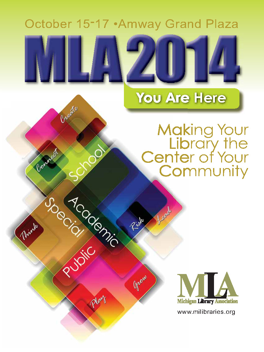 MLA 2014 Program Book Cover image - linked to program book pdf