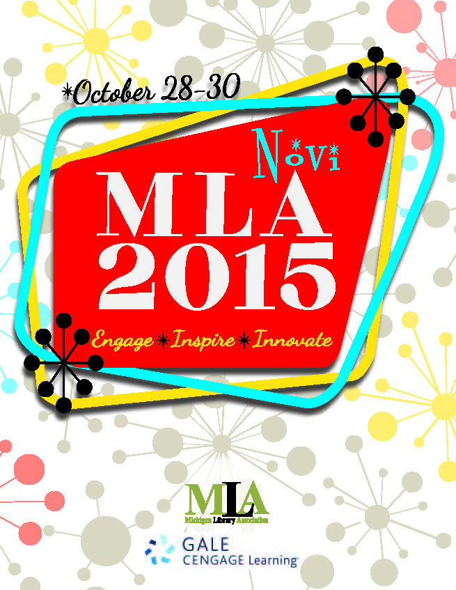 MLA 2015 Program Book Cover image - linked to program book pdf