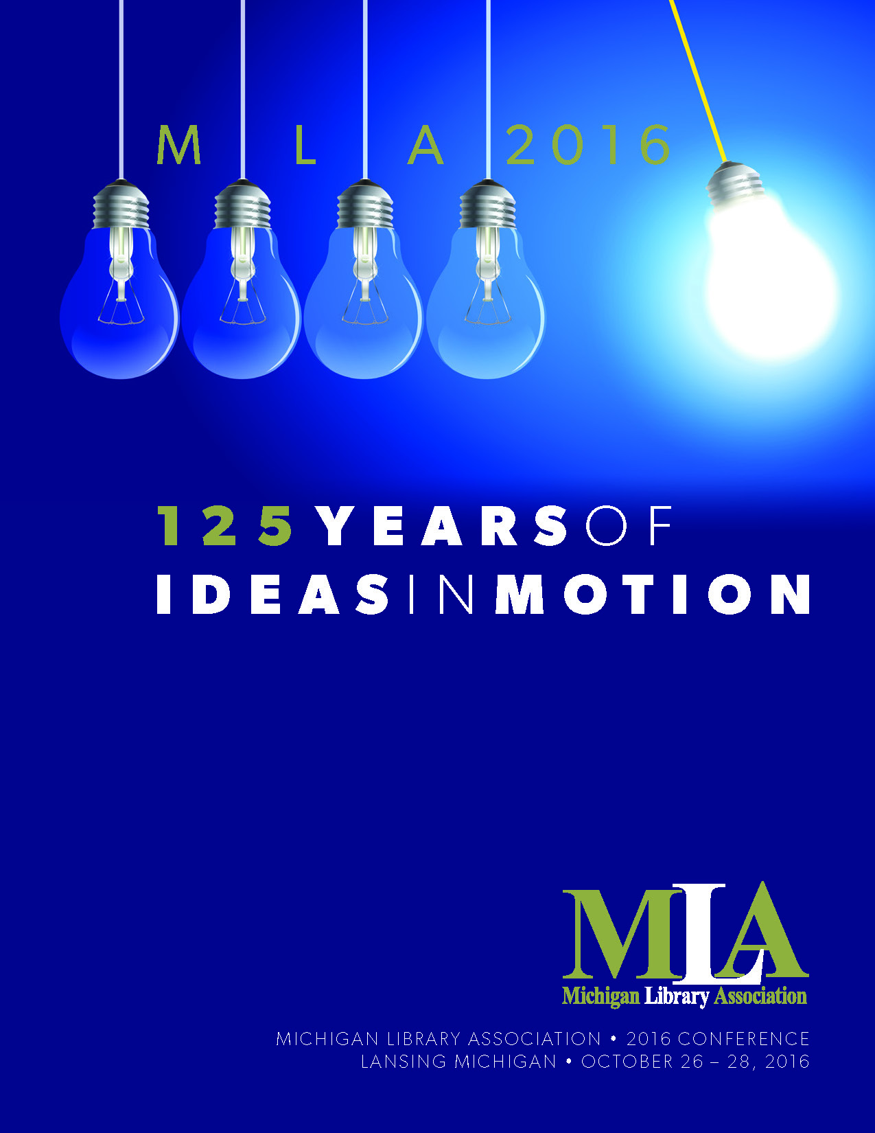 MLA 2016 Program Book Cover image - linked to program book pdf