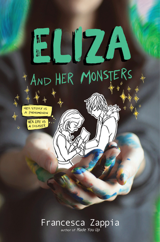 Eliza and Her Monsters by Francesca Zappia Book Cover
