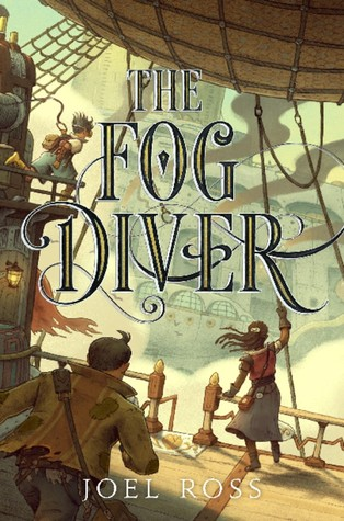 2016 YouPer Award Winner The Fog Diver By Joel Ross