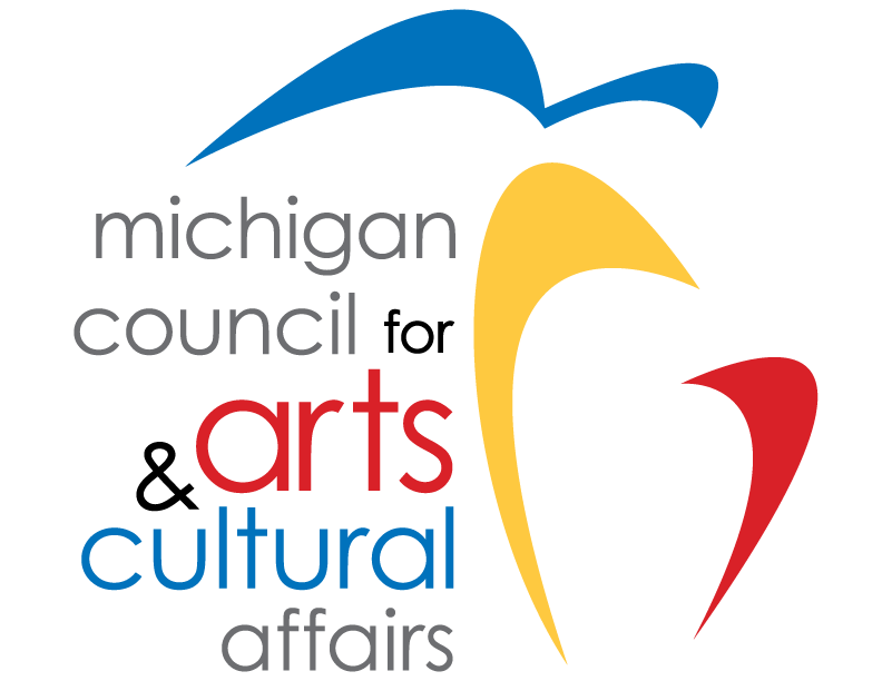 Michigan Council for Arts and Cultural Affairs logo